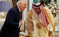 Ngoại trưởng Mỹ vận động cô lập Iran