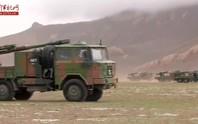 Trung Quốc tập trận bắn đạn thật gần Ấn Độ
