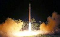 Triều Tiên thử tên lửa bay cao nhất từ trước đến nay