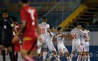 Thắng Myanmar, U21 Việt Nam nhiều cơ hội vào chung kết