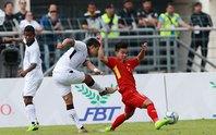 Yếu tâm lý, bóng đá Việt còn thua hoài!