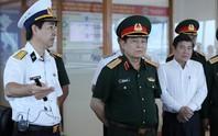Gặp Bộ trưởng Bộ Quốc phòng: Tân Cảng xin giữ 3 công ty