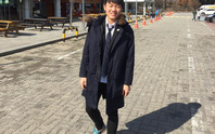 Xuân Trường lấy bằng lái, được Gangwon cấp xe riêng