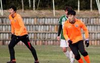 Xem Xuân Trường đá chính và ghi bàn ở R-League