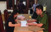 Người phụ nữ xưng nhà báo, lăng mạ CSGT nhận sai và xin lỗi