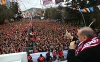Thổ Nhĩ Kỳ sắp dội bom 149 mục tiêu ở Syria
