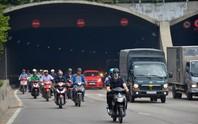 Từ cuối tháng 1, cấm xe qua hầm Thủ Thiêm giờ khuya