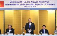Thỏa thuận đầu tư Việt - Nhật đạt gần 10 tỉ USD