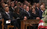 Bà Obama trải lòng về đồng phạm tội lỗi