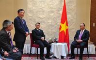 Được Thủ tướng tiếp, Chủ tịch Tập đoàn Tân Việt cho biết xe Vinfast ra là Vifon mua ngay