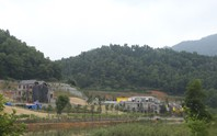 Băm nát đất rừng phòng hộ Sóc Sơn