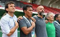 Tuyển Indonesia thay HLV trưởng sát thềm AFF Cup