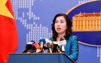 Người phát ngôn trả lời về việc giới thiệu Tổng Bí thư làm Chủ tịch nước