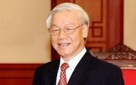 Tổng Bí thư làm Chủ tịch nước là bước tiến dài của nước ta