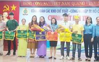 Chung kết Hội thi cán bộ Công đoàn cơ sở giỏi các KCX-KCN
