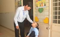HẠNH PHÚC CỦA NGƯỜI THẦY (*): Một đời với học sinh khuyết tật