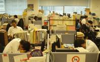 Công ty Nhật khuyến khích chợp mắt lúc làm việc