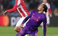 Liverpool sa chân ở bảng tử thần