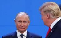 Ông Trump và ông Putin gặp nhau làm ngơ tại hội nghị G20