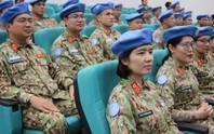 Ra mắt bệnh viện dã chiến số 2 của Việt Nam