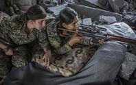 IS để mất thị trấn cuối cùng ở Syria
