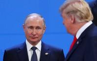 Ông Putin tiết lộ cuộc nói chuyện ngắn với ông Trump ở G20