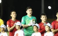 Thủ môn Đặng Văn Lâm lập kỷ lục sạch lưới ở AFF Cup