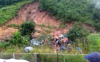 Khánh Hòa: Đã tìm thấy thi thể 3 người chết do sạt lở núi