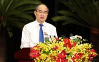 Mời lãnh đạo UBND TP HCM 5 nhiệm kỳ làm việc về Thủ Thiêm