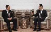 Triều Tiên xác định có chung kẻ thù với Syria