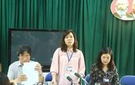 Hiệu trưởng trả lời vòng vo câu hỏi cô giáo chỉ đạo tát học sinh là con lãnh đạo quận