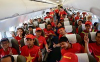 Tăng nhiều chuyến bay đưa CĐV sang Malaysia tiếp lửa tuyển Việt Nam