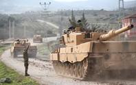 Thổ Nhĩ Kỳ tung chiến dịch Nhành ô-liu vào Syria