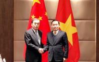 Thúc đẩy các chuyến thăm cấp cao 2 Đảng, 2 nhà nước Việt Nam - Trung Quốc