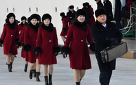 Mỹ nữ Triều Tiên đổ bộ Hàn Quốc