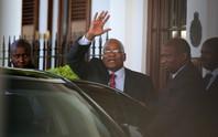 Đấu đá quyền lực ở Nam Phi