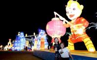 Tết này, người Cần Thơ đã mắt với lễ hội đèn lồng khổng lồ
