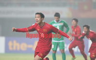 U23 VN - Iraq 3-3 (5-3 sút 11 m): Thắng về chuyên môn lẫn bản lĩnh