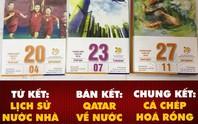 Cơn sốt U23 Việt Nam vẫn nóng trên mạng xã hội