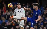 27 pha dứt điểm, Chelsea chỉ ghi 2 bàn