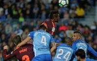 Barcelona đại phá sân La Rosaleda, vững ngôi đầu