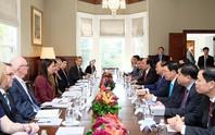 Việt Nam - New Zealand hướng tới đối tác chiến lược