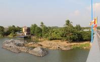 Vụ sông Đồng Nai lại bị lấp, lấn: Tiến hành đo đạc hiện trường