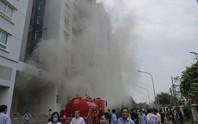 Thảm khốc vụ cháy chung cư Carina Plaza