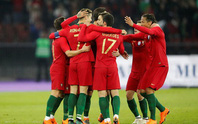 Ronaldo so tài Salah, Bồ Đào Nha hạ Ai Cập phút bù giờ