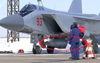 Mỹ lo tên lửa siêu thanh Nga, Trung Quốc