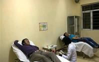 Vượt hơn 200 km trong đêm, hiến máu cực hiếm cứu người