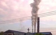 Niêm phong nhà máy đường gây ô nhiễm môi trường