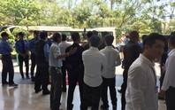 Các bên dàn trận khi khách sạn Bavico bị xiết nợ