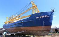 Vướng mắc giao - nhận tàu vỏ thép 16 tỉ: Chưa làm xong đã giao tàu?